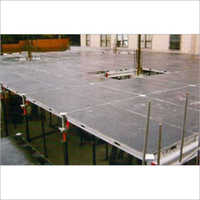 Aluminum Panels with Drop Head System