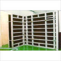 Aluminum Wall Panel Formwork System