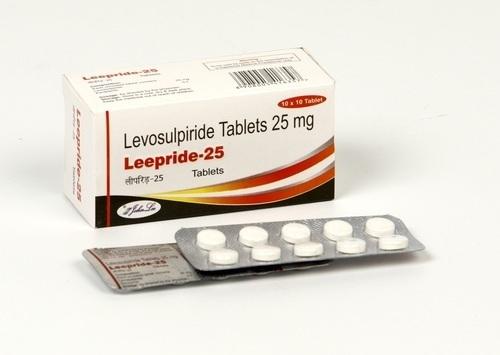 LEVOSULPIRIDE 25 MG TABLET (LEEPRIDE)