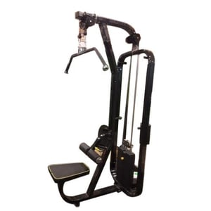 Dual Pulley Lat Pull Down Machine