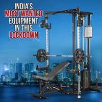 Functional Trainer Power Rack And Bench