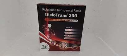 Diclofenac Transdermal Patch