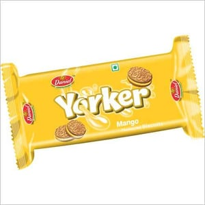 Youker Mango Flavoured Biscuits