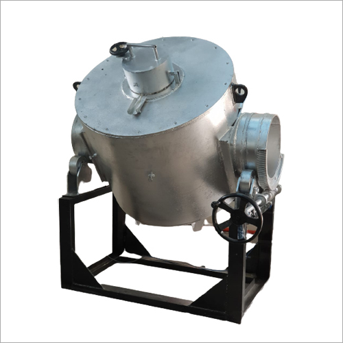 Industrial Aluminium Melting Furnace