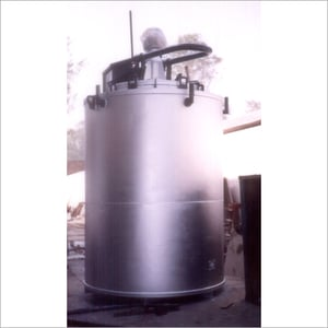 Industrial Gas Carburizing Furnace