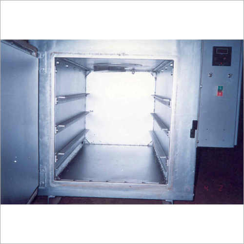 Industrial Oven Chamber