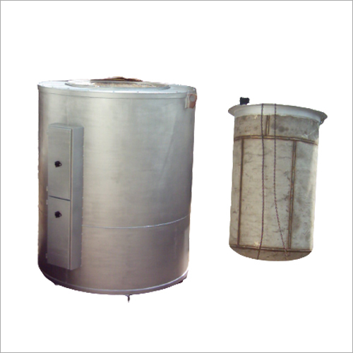 Tempering Furnace With Pot