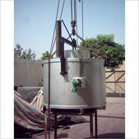 Industrial Zinc Melting Furnace