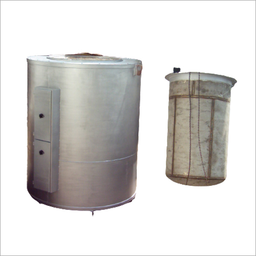 Industrial Annealing Furnace With Pot