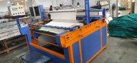 Servo Operated Single And Double Fold Folding Machine