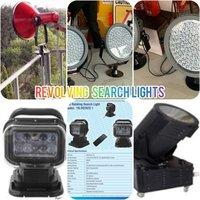 Revolving Search Light