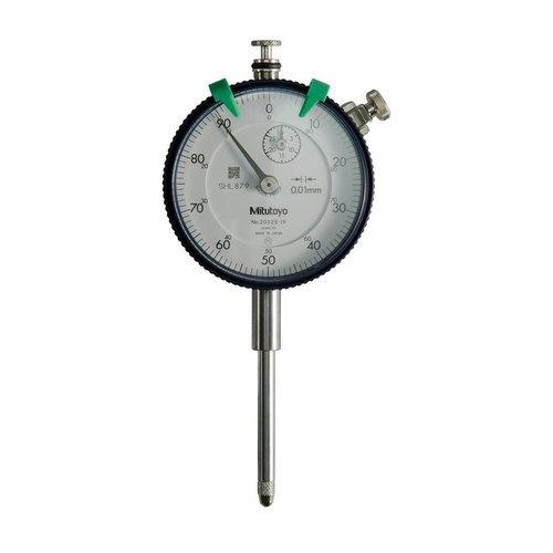 Mitutoyo Dial Indicator, Lug Back 30mm