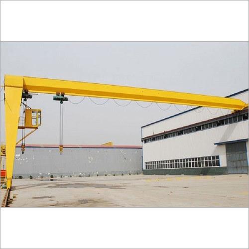 Single Girder I Beam Type Overhead Crane