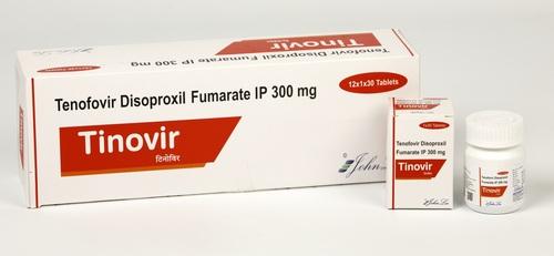 Tenofovir Disoproxil Fumarate 300 MG