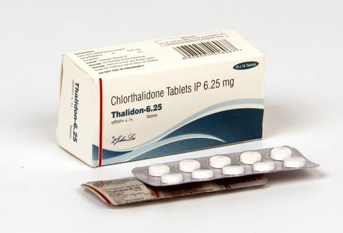 Chlorthalidone 6.25 MG
