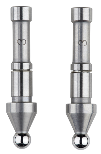 MITUTOYO Interchangeable Ball Anvil/Spindle Tip