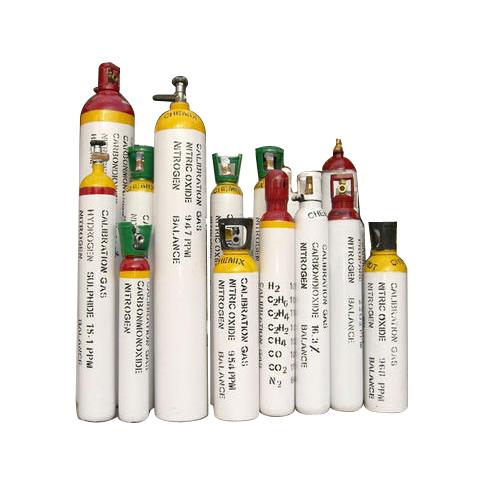 NIST Traceable Gas Mixture