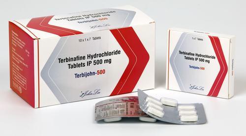 Terbinafine Hcl USP 500 MG