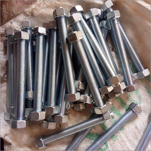 Threaded Bars And Bolts