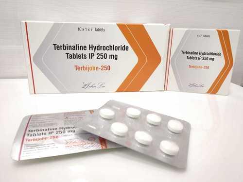 Terbinafine Hcl USP 250 MG