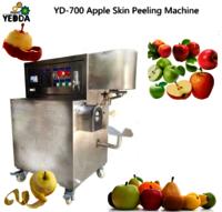 YD-700F Commercial Dragon Fruit Peeling Machine/Stainless Steel Orange Peeler Machine/Wide Application Fruit Peeling Machine For Sale