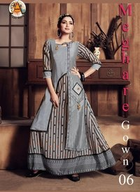 MEGHARE GOWN