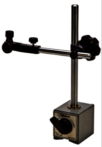 Mitutoyo Magnetic Stand With Fine Adjustment