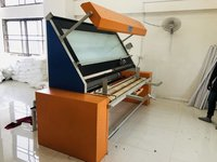 Roll To Roll Fabric Inspection Machine