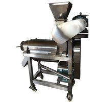 VEGETABLE PULPING LINE