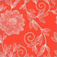 Flower Design Particle Board