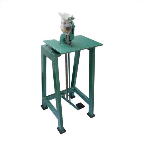 Single Head Pedal Eteleting Machine