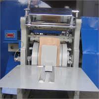 Semi Automatic V Bottom Paper Bag Making Machine