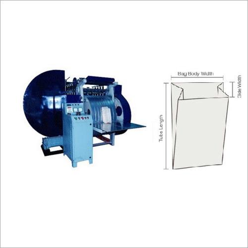 Automatic Extensible Kraft Paper Grain Bag Making Machine