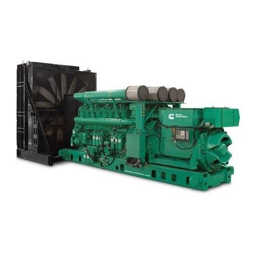 Cummins 3750 kVA Three Phase Silent Diesel Generator