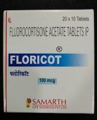Fludrocortisone Acetate Tablets Ip 100 Mcg