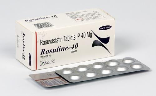 Rosuvastatin 40 MG