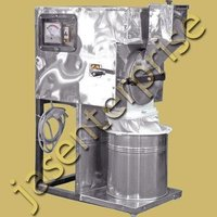 Semi Automatic Stainless Steel 2 In 1 Pulverizer Machine