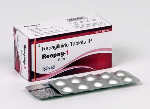 Repaglinide 1 MG