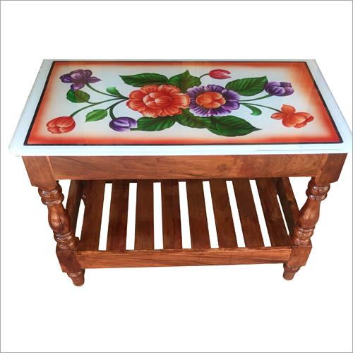 Tea Wooden Table