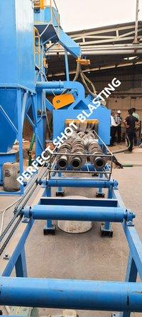 Roller Conveyor 4 Wheel Machine