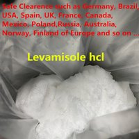 99.9% Pure Levamisole HCL