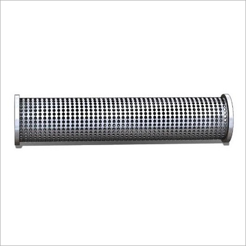 Steel Perforated Filtration Mesh