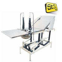 Height Adjustable Operation Theater Table