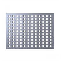 Metal Square Hole Perforated Sheet