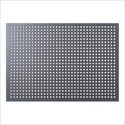 Aluminium Perforated Sheet