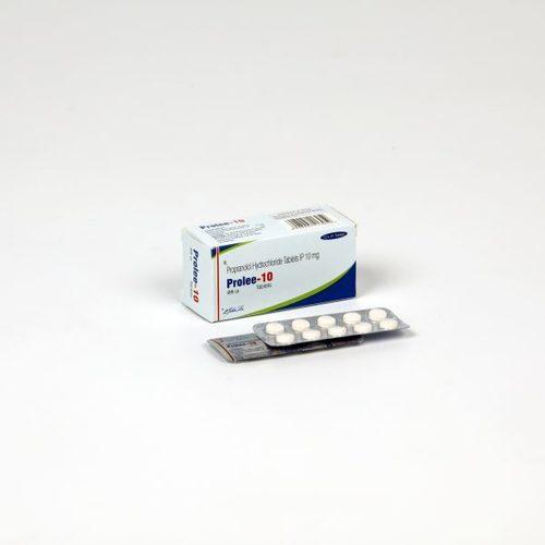 Propranolol Hcl 10 MG