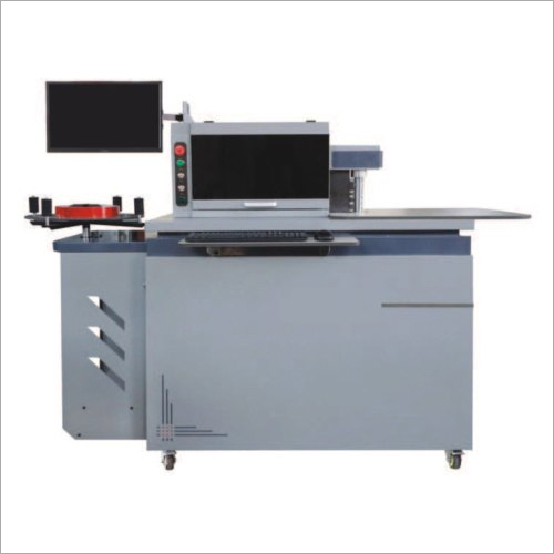 Fully Automatic Aluminium Channels Letter Bending Machine