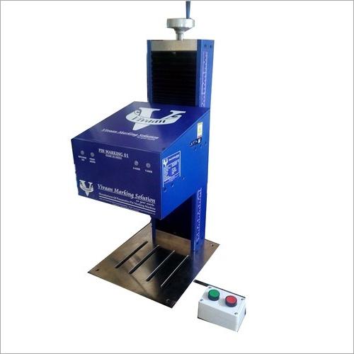 Pneumatic Pin Marking Machine