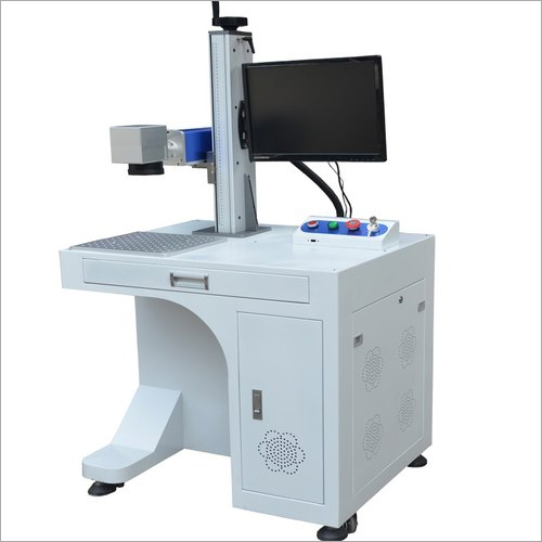 Vivaan Fiber 20 Watt Laser Marking Machine