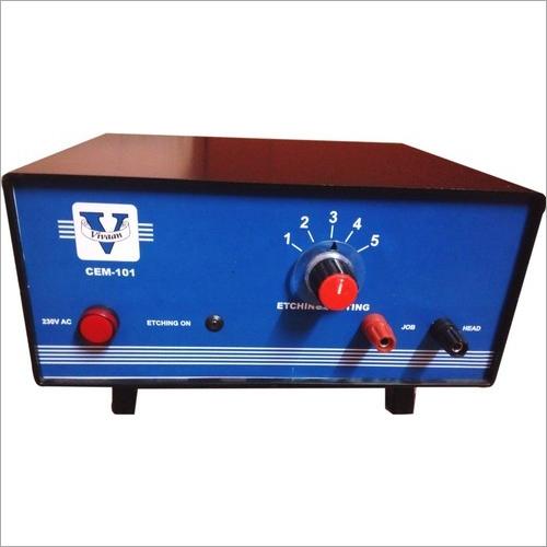 CEM 101 Electrochemical Etching Machine
